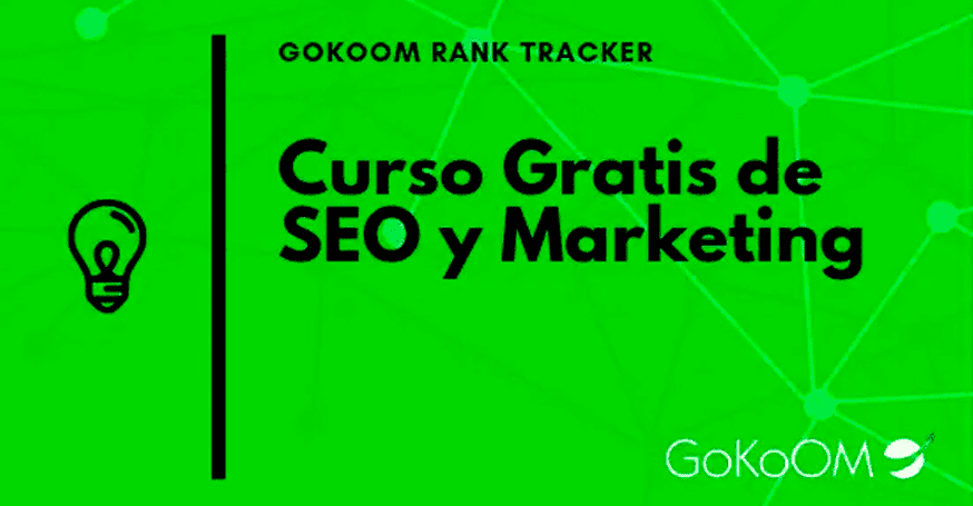 curso gratis de seo y marketing