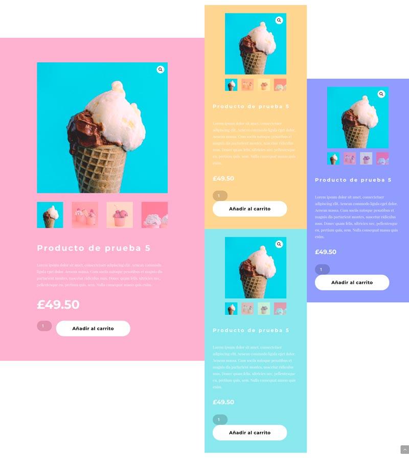 la asimetria en el diseño web
