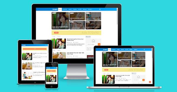 plantilla blogger Juragan