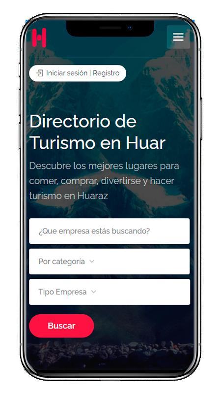 Diseño web en el Perú