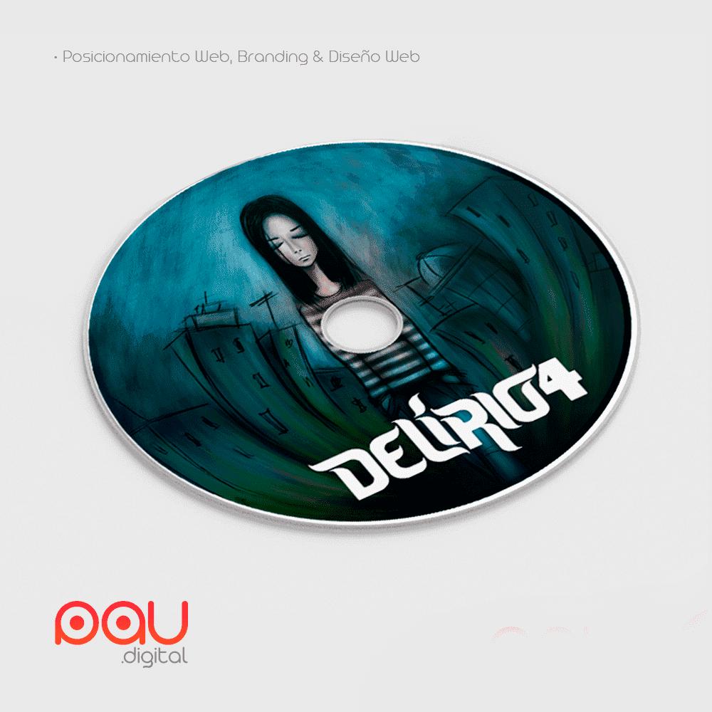 Proyecto de desarrollo de diseño de disco